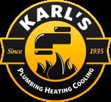 Karl's Plumbing Logo
